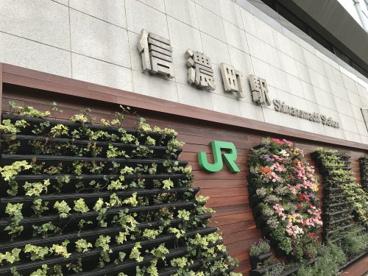 信濃町駅の画像1