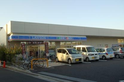 ローソン練馬土支田通店の画像1
