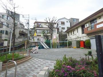 白金台駅から近い上大崎公園の画像