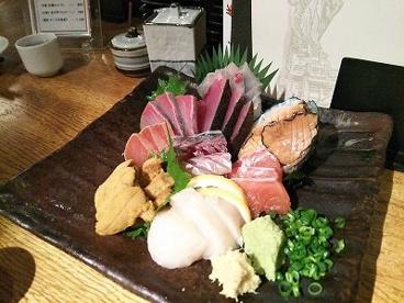 恵比寿にある海鮮のお店「魚真」(うおしん)の画像3