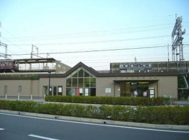 上牧駅の画像1