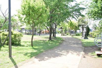 久保新田さくら公園の画像1