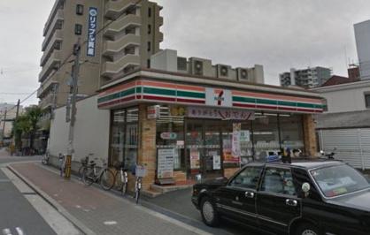 セブン-イレブン大阪放出西3丁目店の画像1
