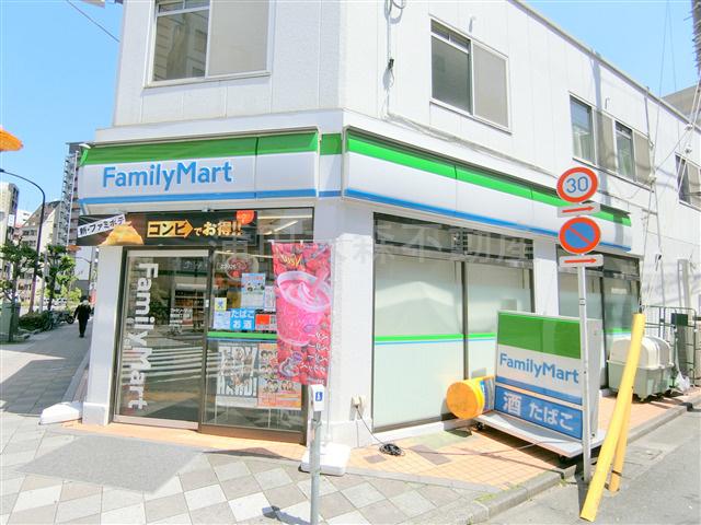 ファミリーマート 蒲田4丁目店の画像
