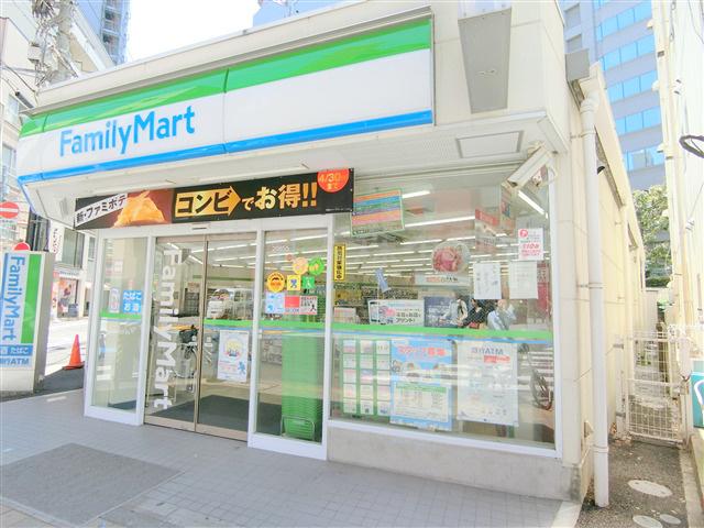 ファミリーマート蒲田駅東店の画像