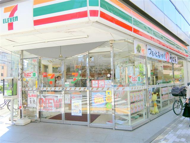 セブン-イレブン 京急蒲田駅前店の画像