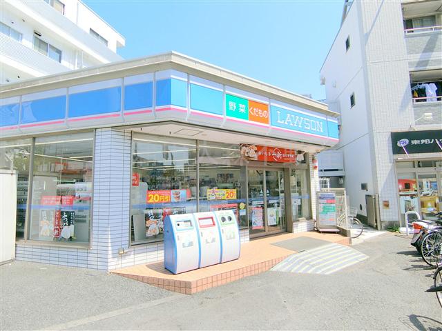 ローソン東蒲田二丁目店の画像