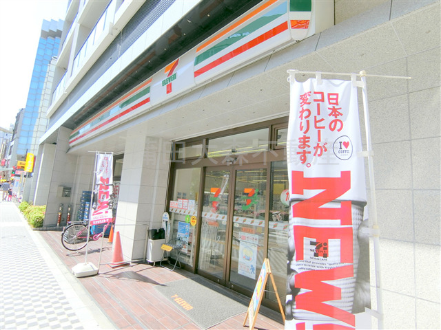 セブン-イレブン 蒲田駅前店の画像