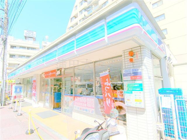 ローソン 蒲田駅東の画像