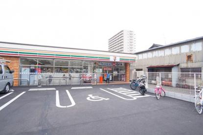 セブンイレブン大阪加美正覚寺店の画像1