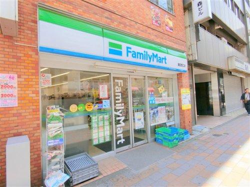 ファミリーマート蒲田西口店の画像