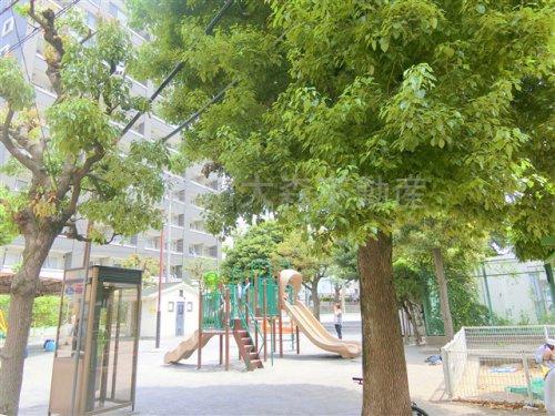 西蒲田太平橋児童公園の画像