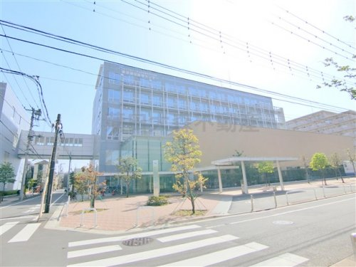 東京蒲田医療センターの画像