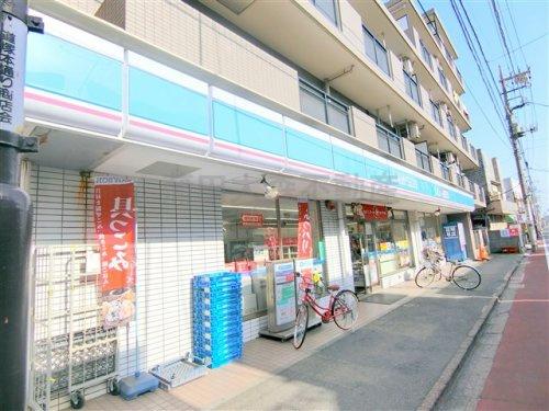 ローソン 新蒲田一丁目店の画像
