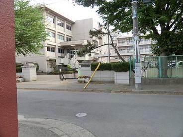 所沢市立安松中学校の画像1