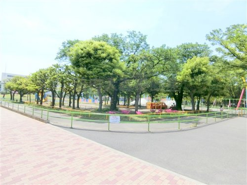 萩中公園の画像