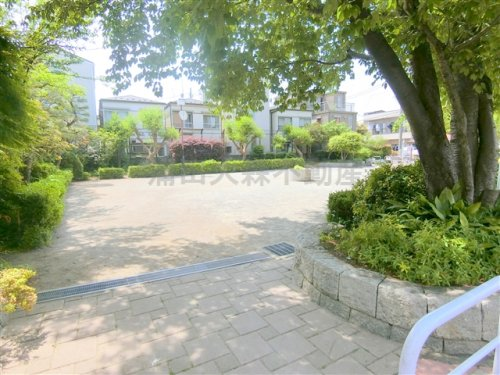 西蒲田たけのこ児童公園の画像