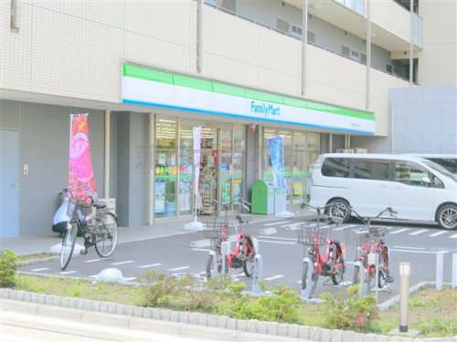 ファミリーマート大田本羽田二丁目店の画像