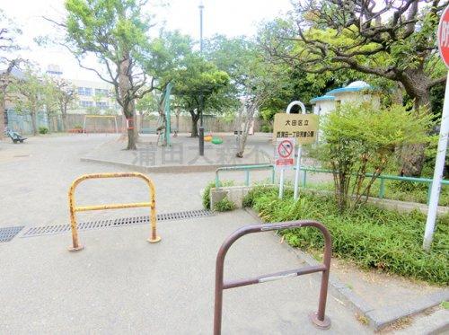 西蒲田一丁目児童公園の画像