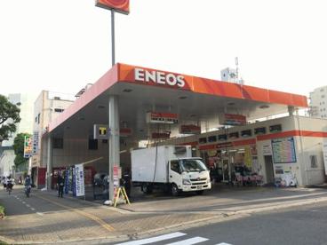 ENEOS 山文商事(株) 難波サービスステーションの画像1