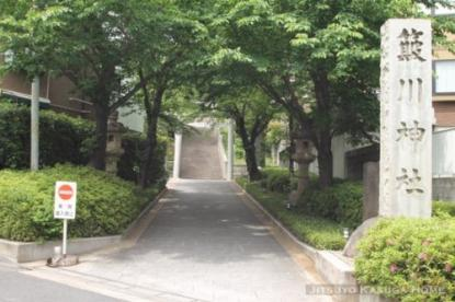 簸川神社の画像1