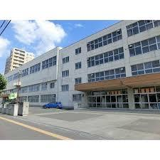 札幌市立美香保中学校の画像1