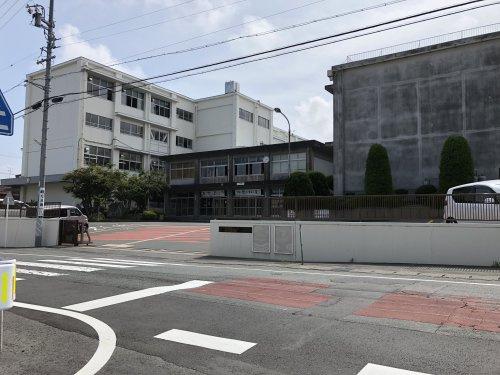 静岡県立磐田西高校の画像