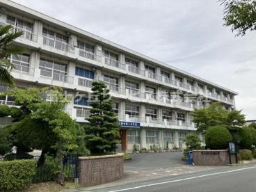 磐田市立磐田第一中学校の画像1