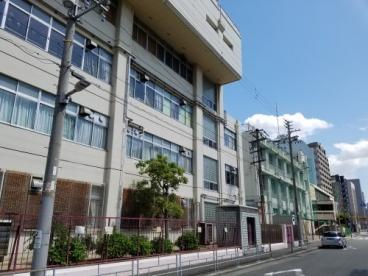 大阪府立扇町総合高等学校の画像4