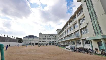 稗田小学校。の画像2
