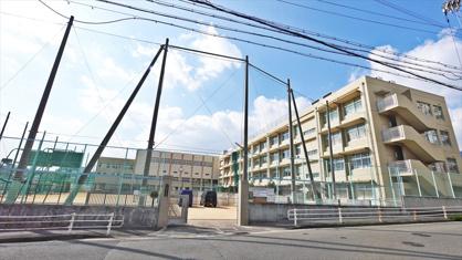 烏帽子中学校。の画像3