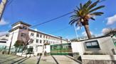 原田中学校。