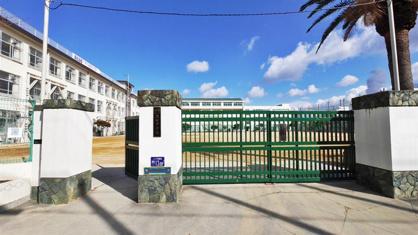 原田中学校。の画像3