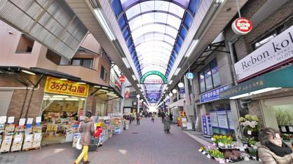 六甲宮前商店街。の画像2