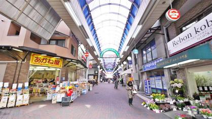 六甲宮前商店街。の画像3