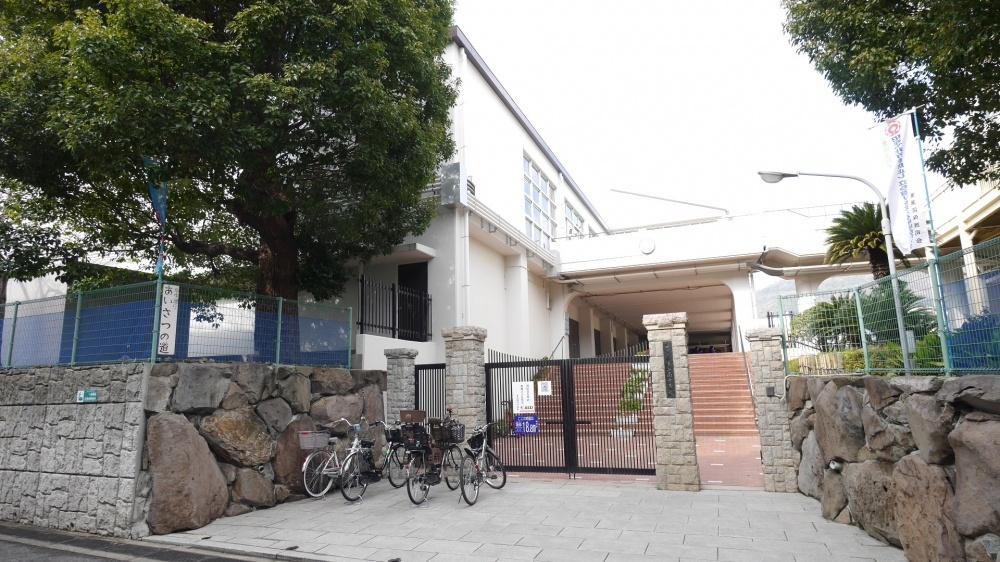 本山南中学校。の画像