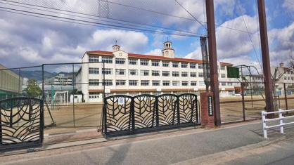 本庄中学校。の画像3
