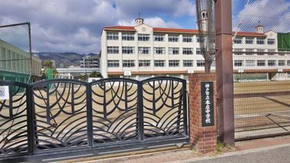 本庄中学校。の画像4