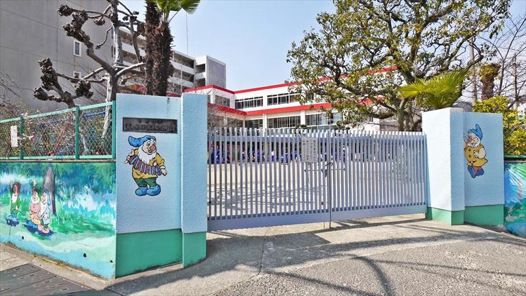 青い鳥学園第二幼稚園。の画像