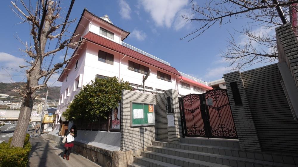 岡本信愛幼稚園。の画像