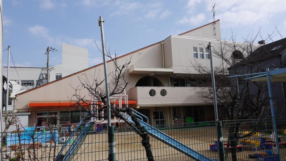 神戸市立保育園田中保育所。の画像