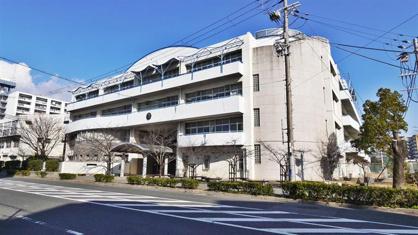 魚崎中学校。の画像1