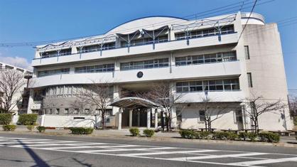 魚崎中学校。の画像4