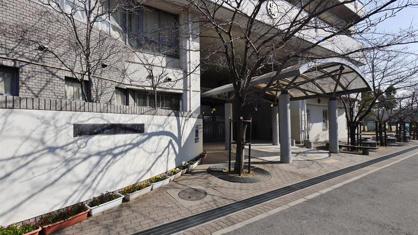 魚崎中学校。の画像5