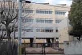 長田中学校。