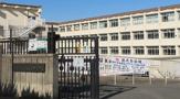 桃山台中学校。