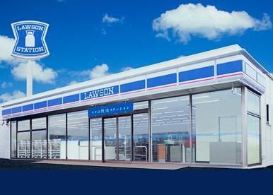 ローソン 徳島山城町店の画像1