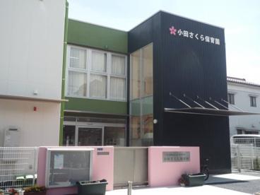 小田さくら保育園の画像1