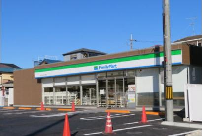 ファミリーマート市川北店の画像1