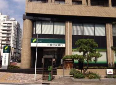 三井住友銀行市川支店の画像1